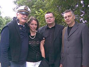 Zdeněk Plachý (zprava)