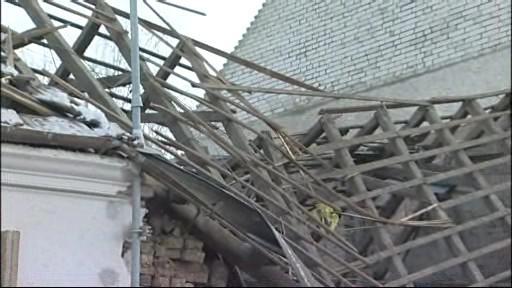Výbuch plynu v Uherském Brodě