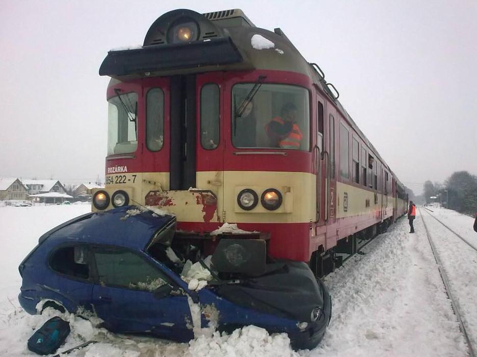 Nehoda U Troubska