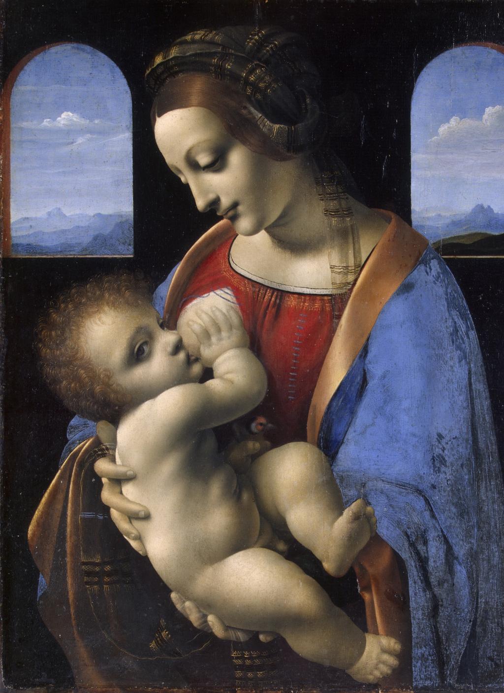 Madona s dítětem