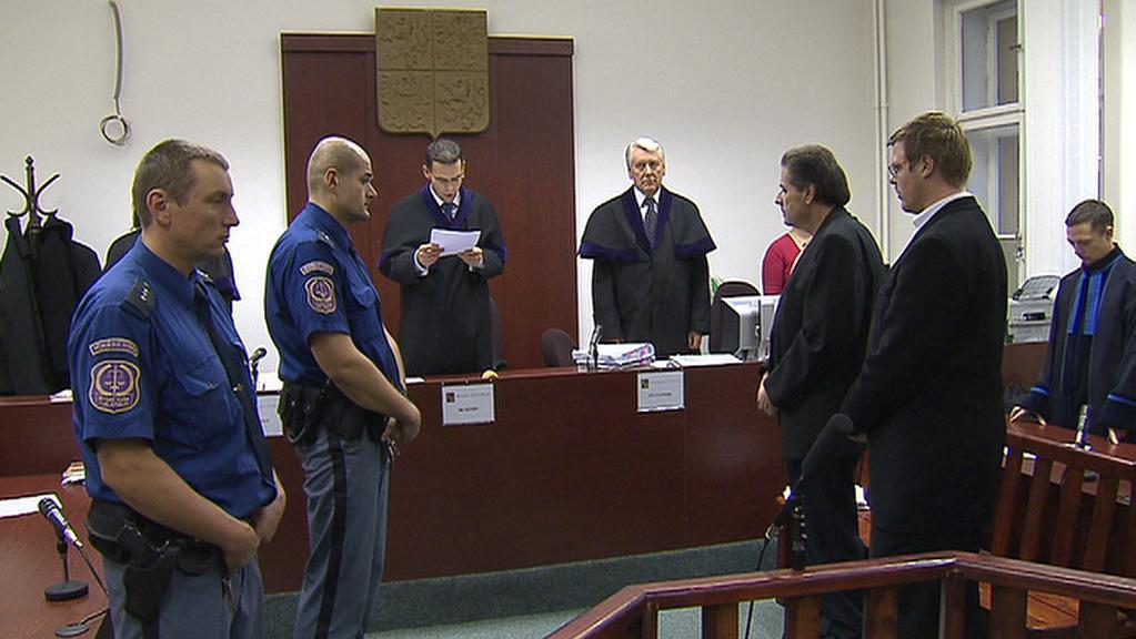Američan Mc Crae u soudu