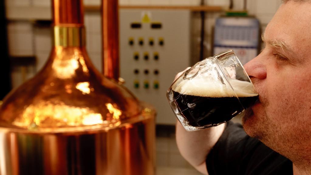 Univerzitní pivovar na VŠCHT