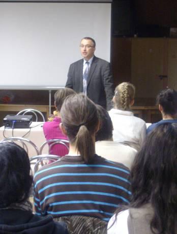 Ze semináře o dobrovolnictví v Prachaticích