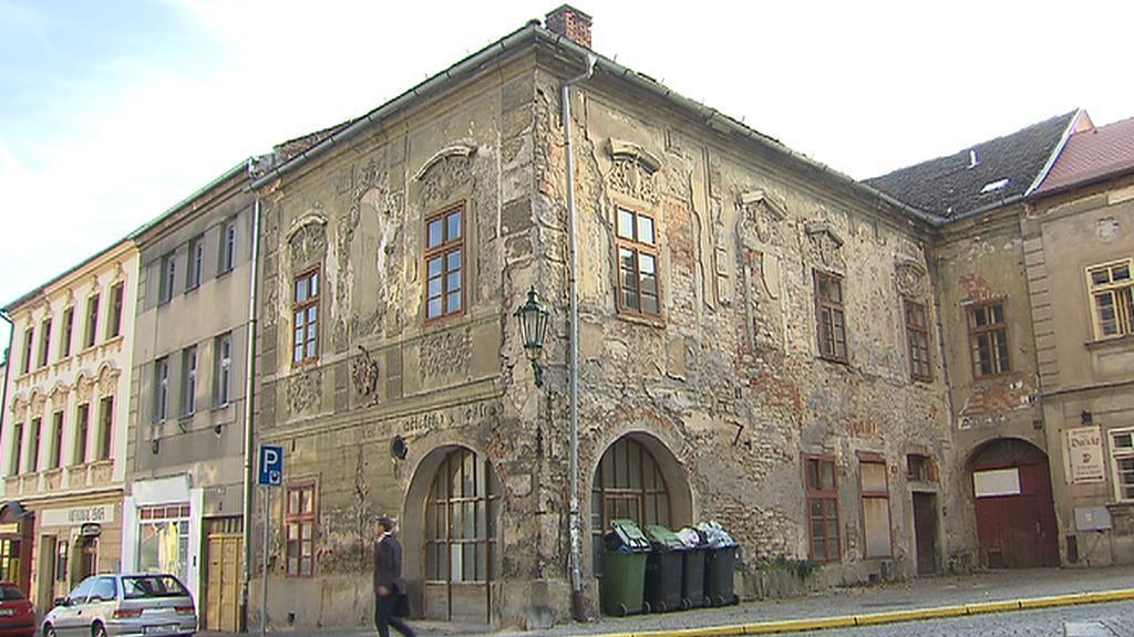 Dům Mikuláše Dačického z Heslova
