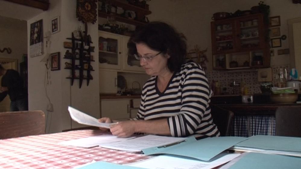 Starostka Lhoty u Olešnice Laura Kučerová