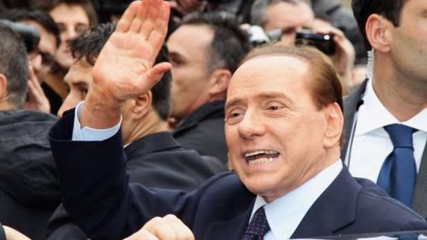 Italský premiér Silvio Berlusconi