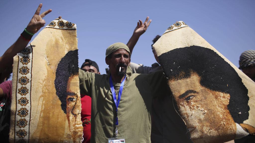Libyjští bojovníci
