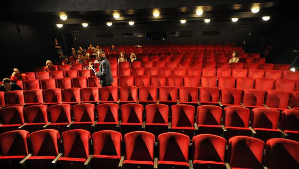 Hlediště Divadla Komedie