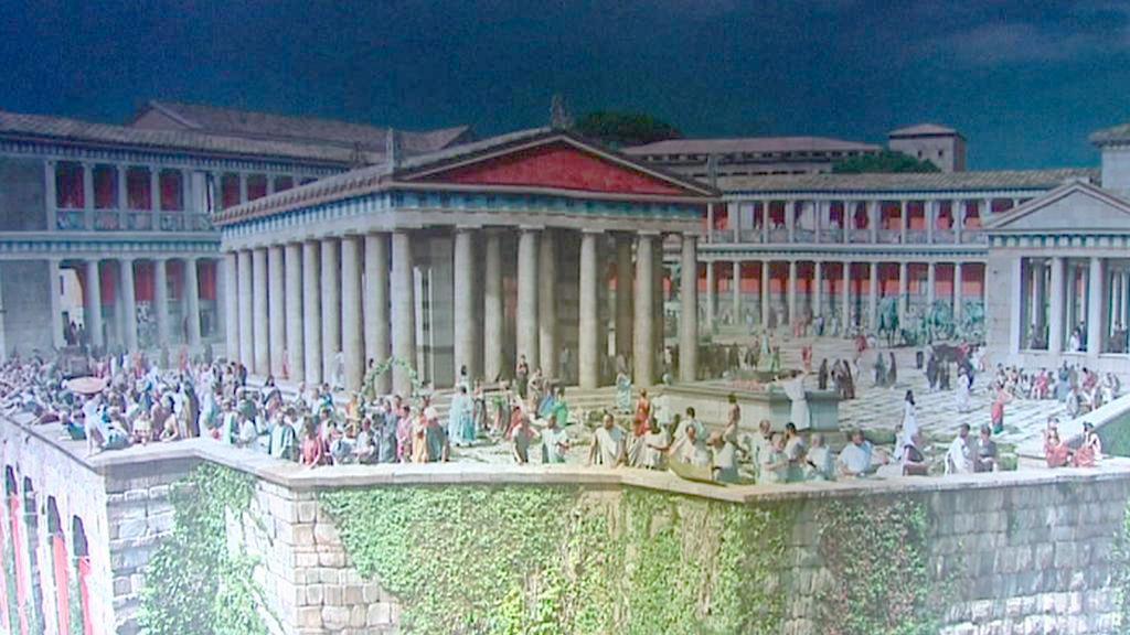 Panorama Pergamonu