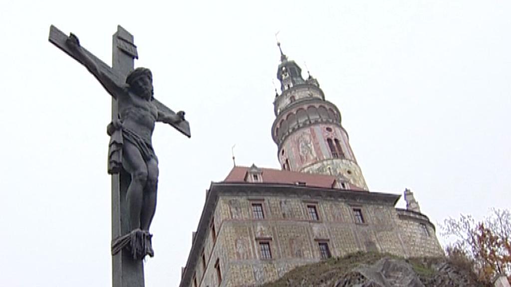 Krumlovský zámek