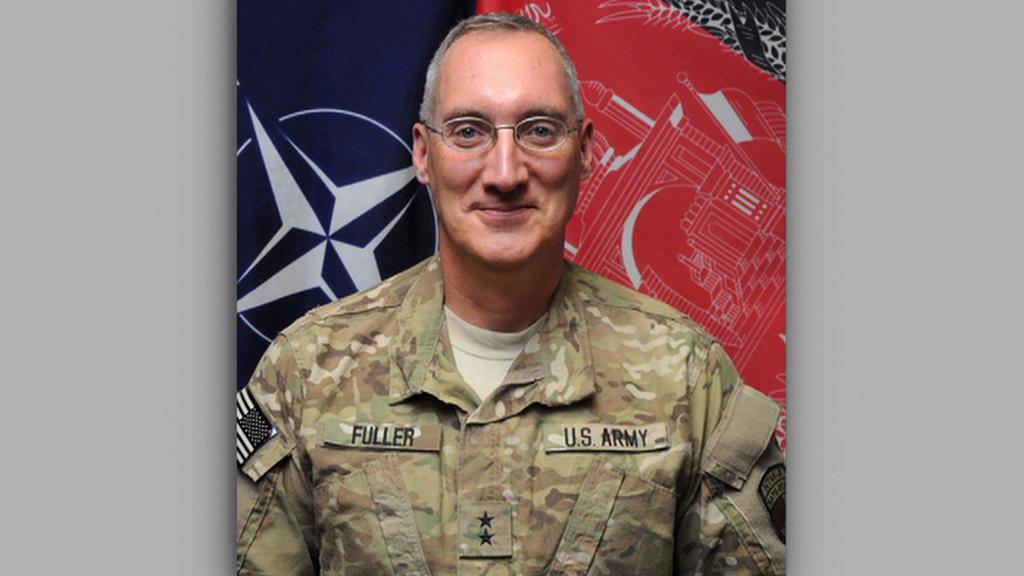 Generál Peter Fuller