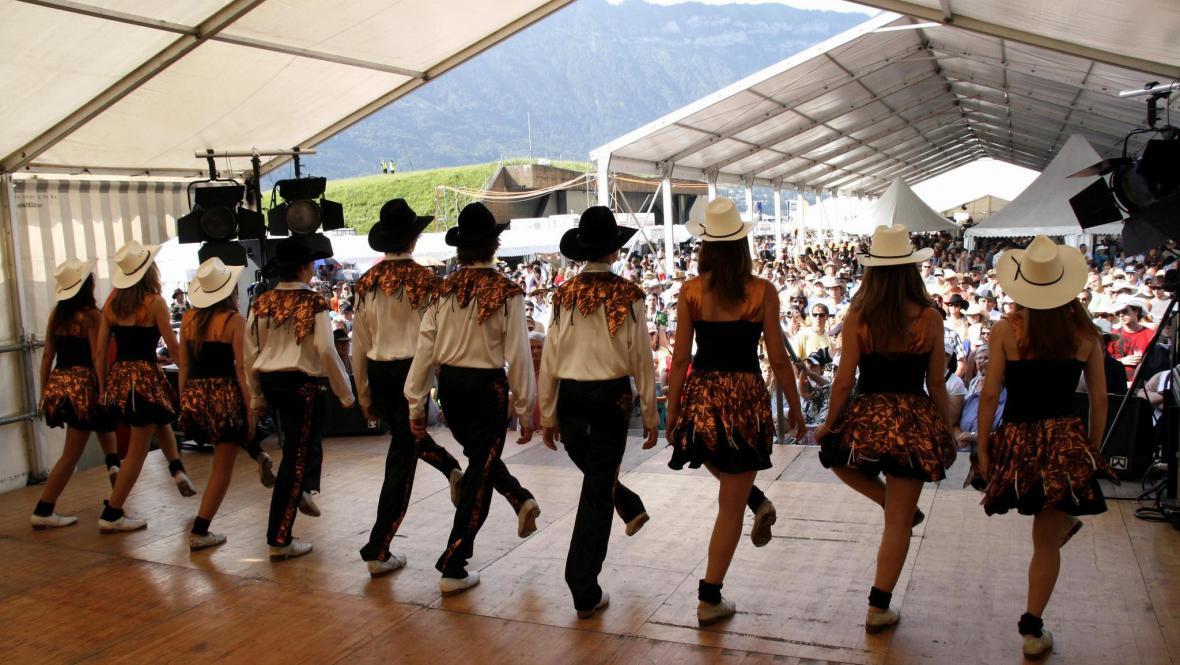 Caramelka (festival Interlaken 2010)