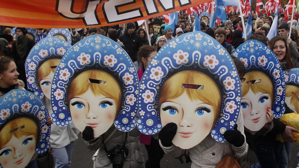 Ruští nacionalisté