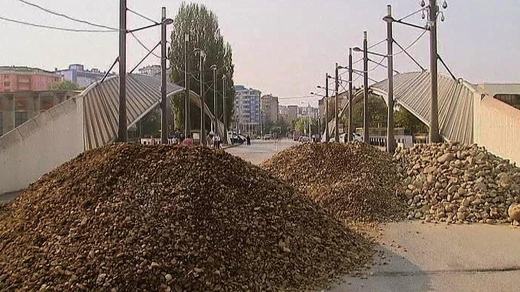 Kosovský hraniční přechod