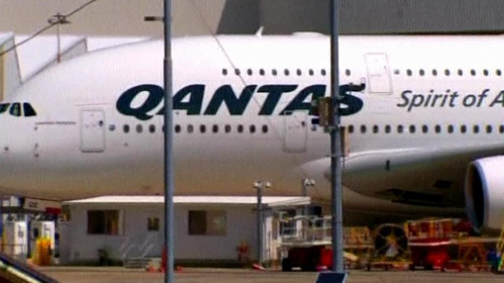 Společnost Qantas