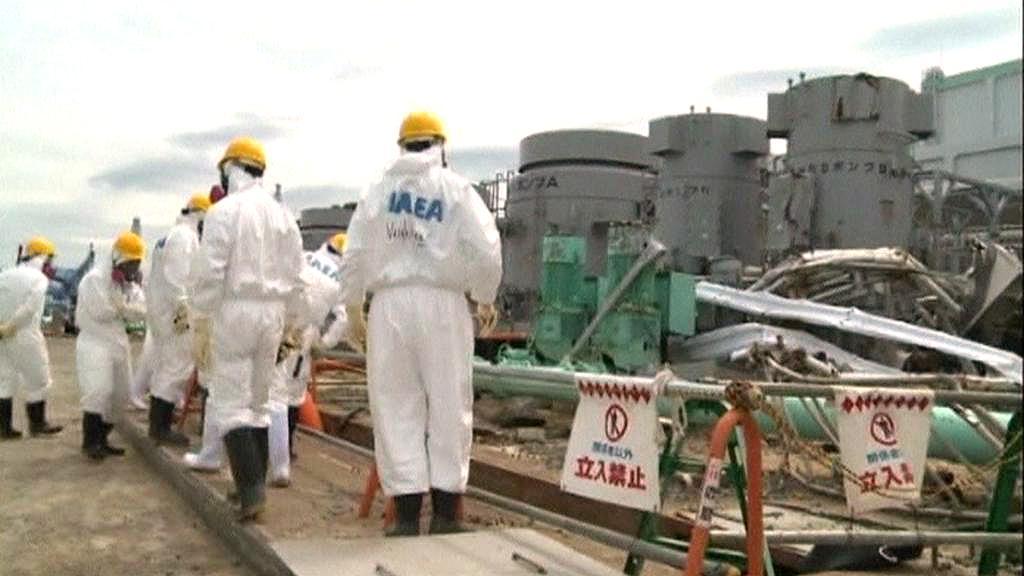 Kontrola ve Fukušimě