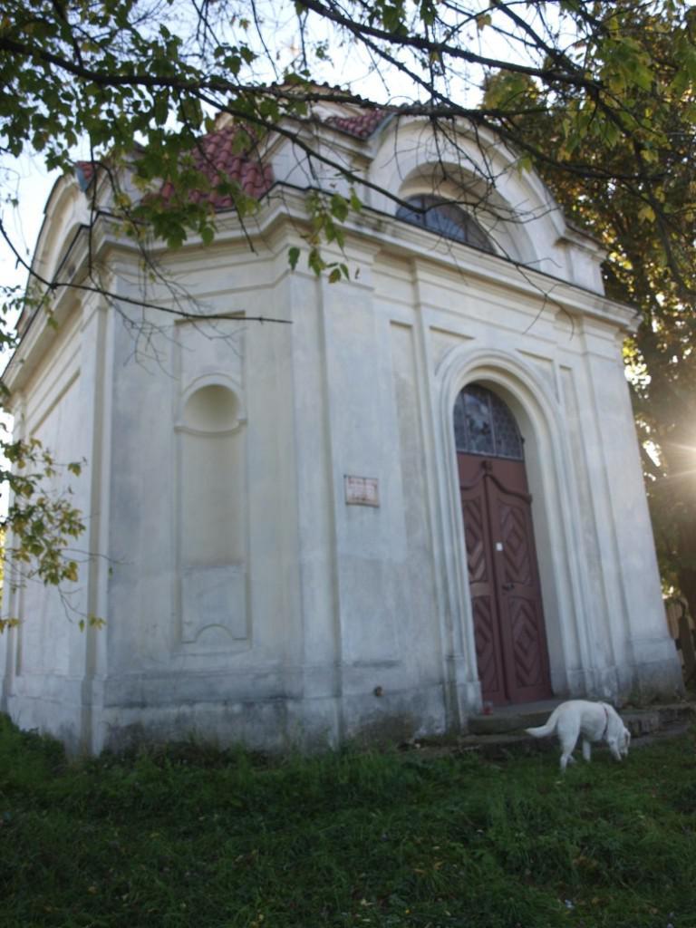 Kaple Nalezení svatého Kříže