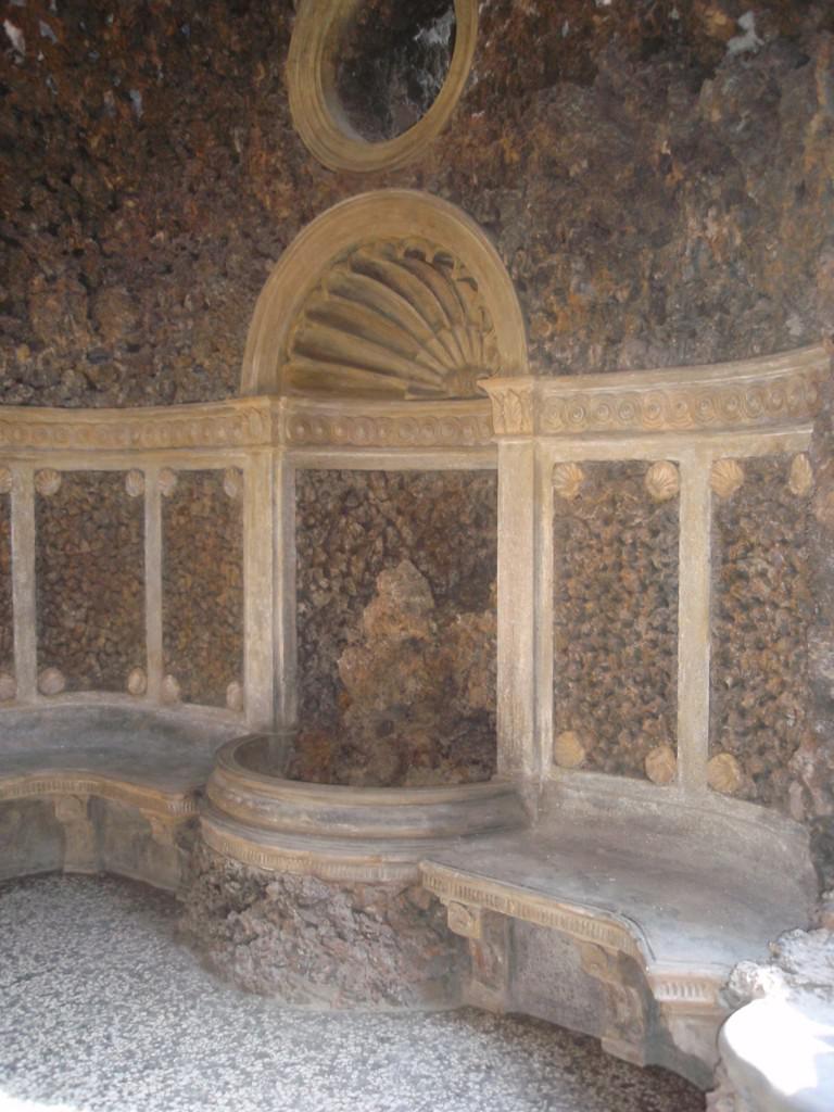 Umělá jeskyně grotta