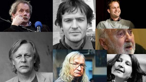 Čeští básníci Dne poezie 2011
