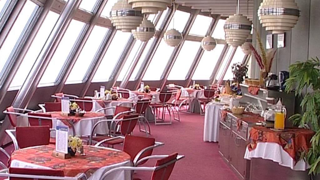 Restaurace na Ještědu