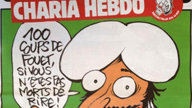 Speciální vydání časopisu Charlie Hebdo