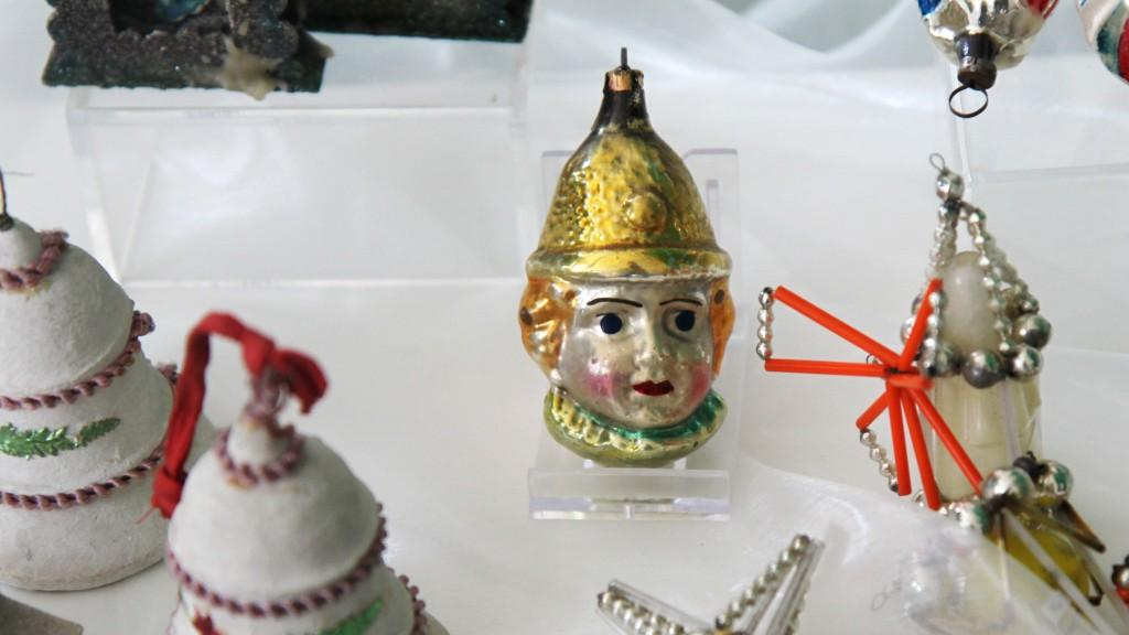 Vánoční ozdoby zaplnily muzeum