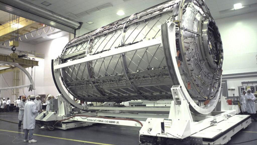 Laboratoř společnosti Boeing