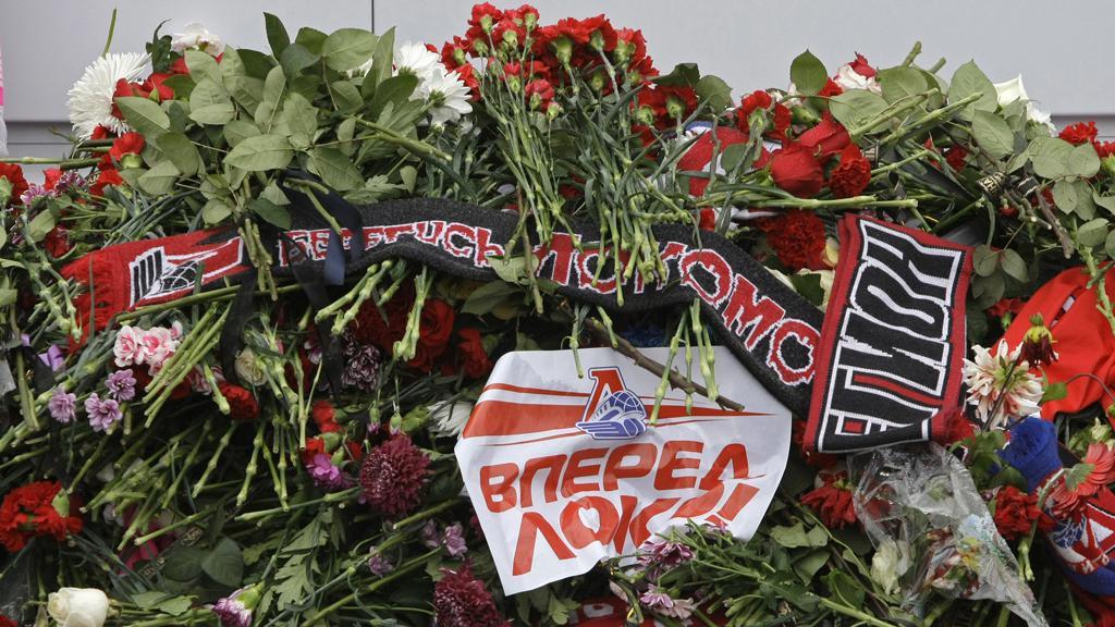Smutek v Jaroslavli