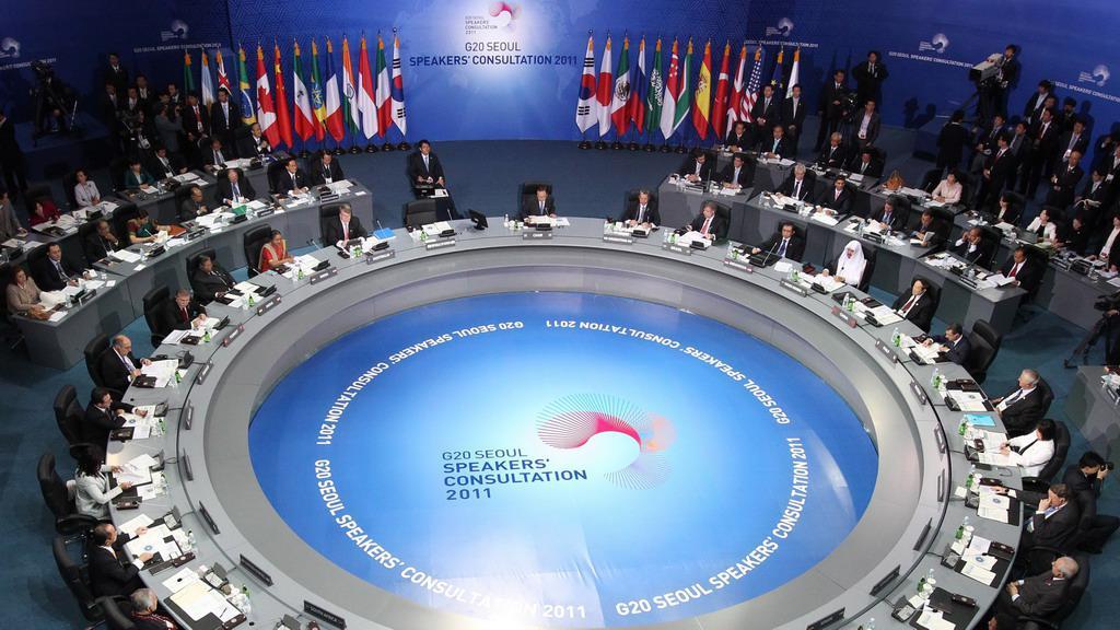 Zasedání G20