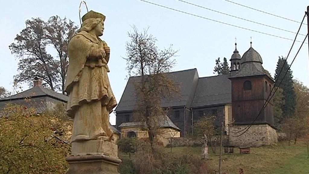 Německý hřbitov v Kryštofově údolí