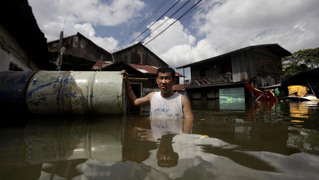 Záplavy v Bangkoku