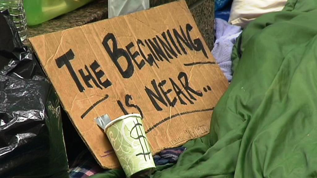 Protesty na Wall Streetu