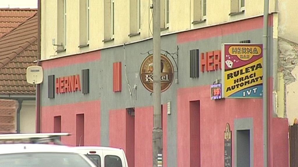 Herna v centru Plané