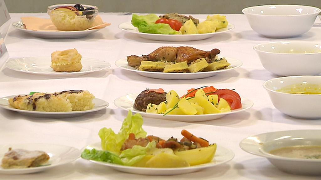 Soutěž školních jídelen