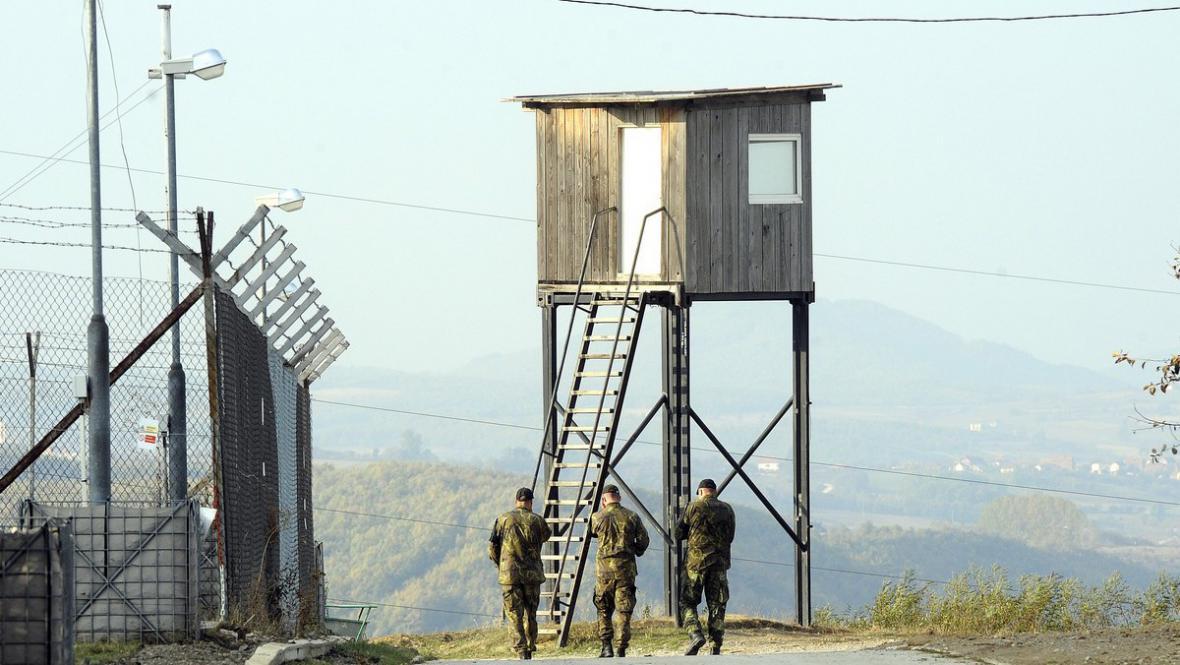 Češi opouštějí Kosovo