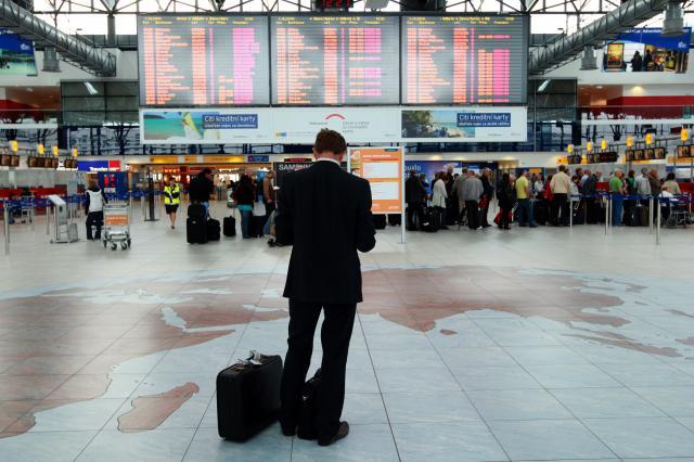 Letiště Praha-Ruzyně