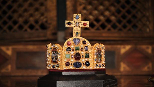 Kopie koruny císařů Svaté říše římské
