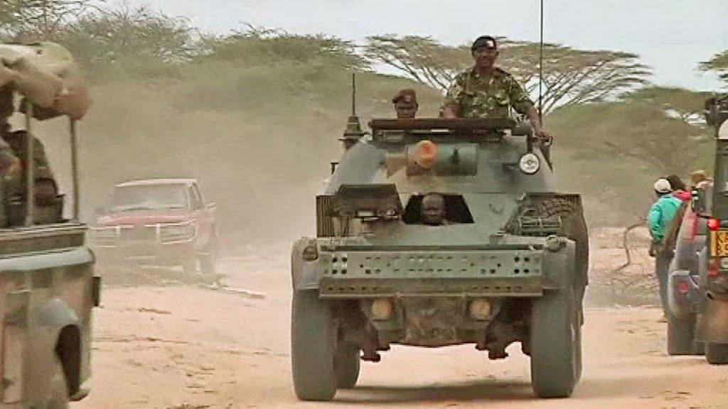 Keňská armáda
