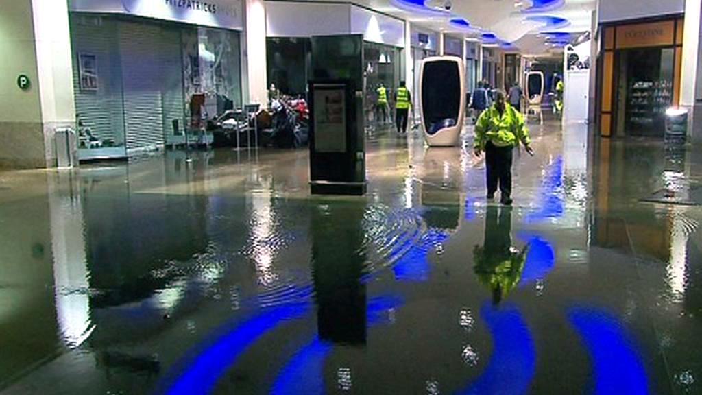 Záplavy v Dublinu
