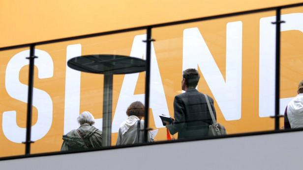 Islandská literatura na veletrhu ve Frankfurtu 2011