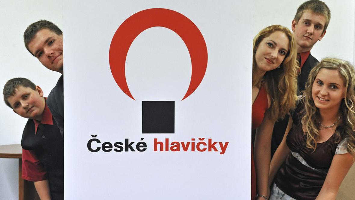 České hlavičky