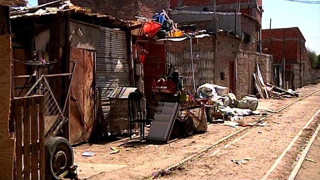 Slumy v Argentině