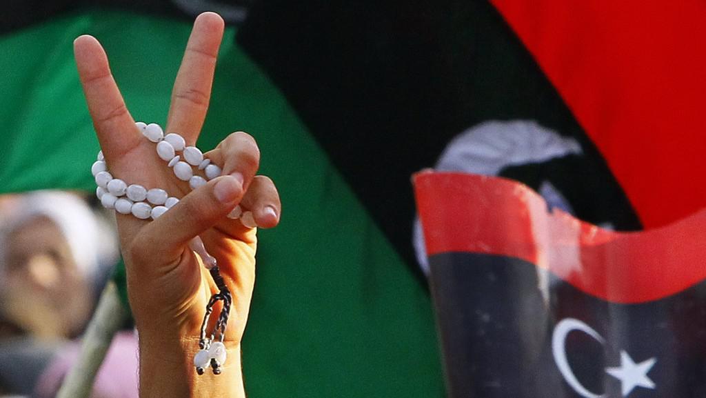 Libye slaví
