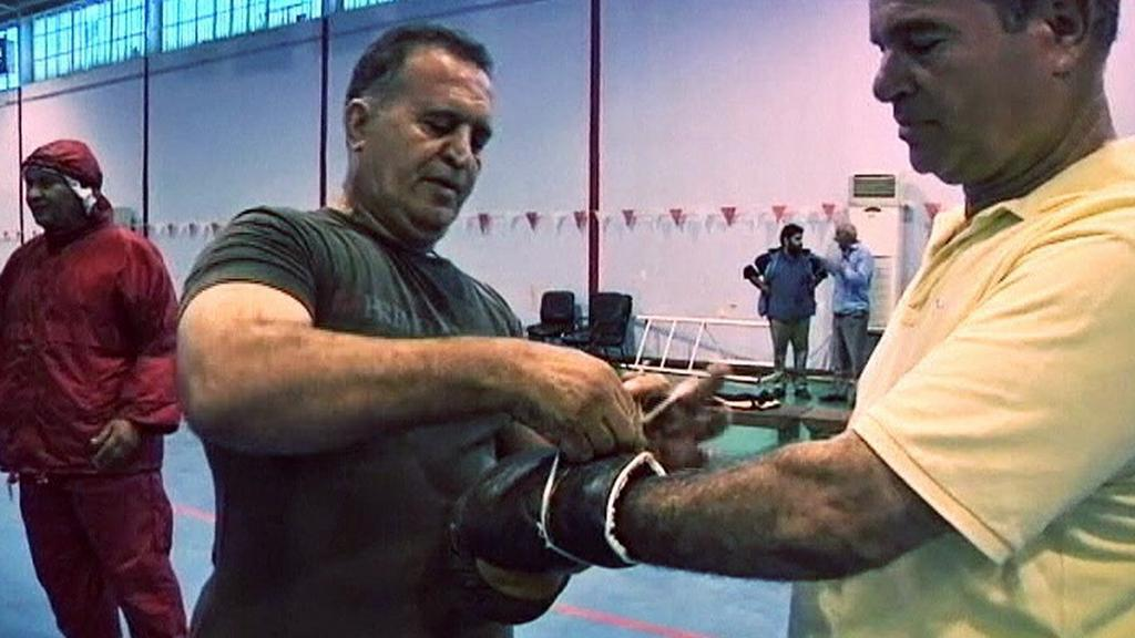 Libyjští boxeři