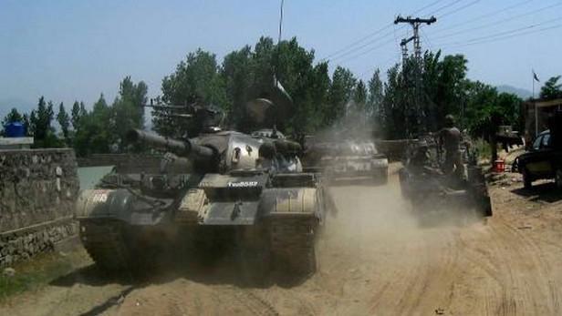 Pákistánská armáda