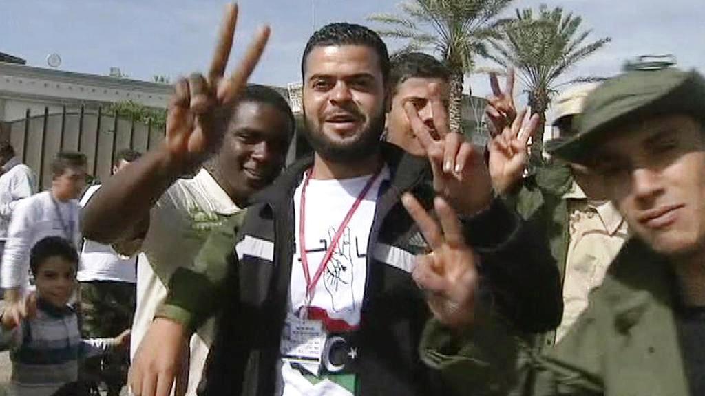 Libye slaví osvobození