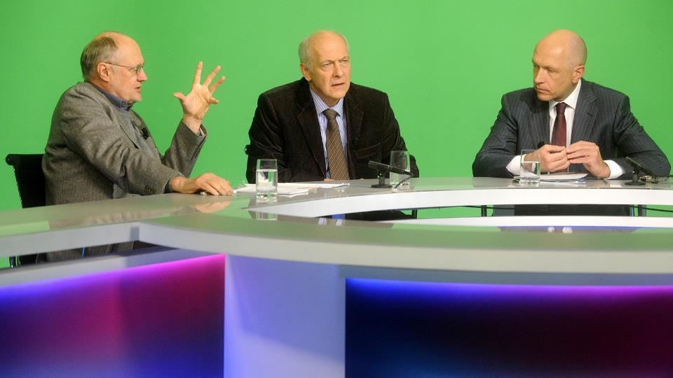 OVM - Václav Bělohradský, Jacques Rupnik, Pavel Kysilka