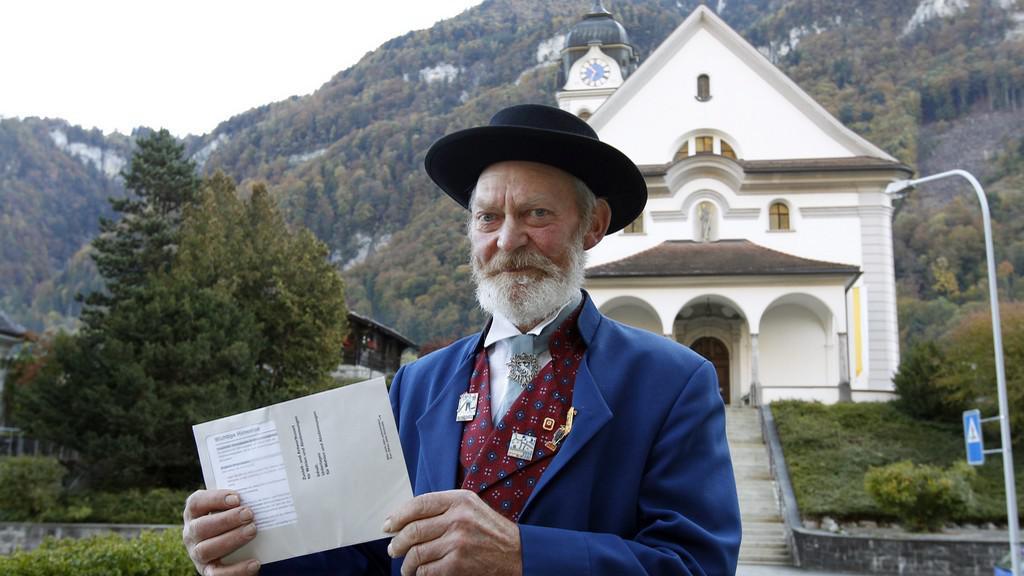 Volby ve Švýcarsku