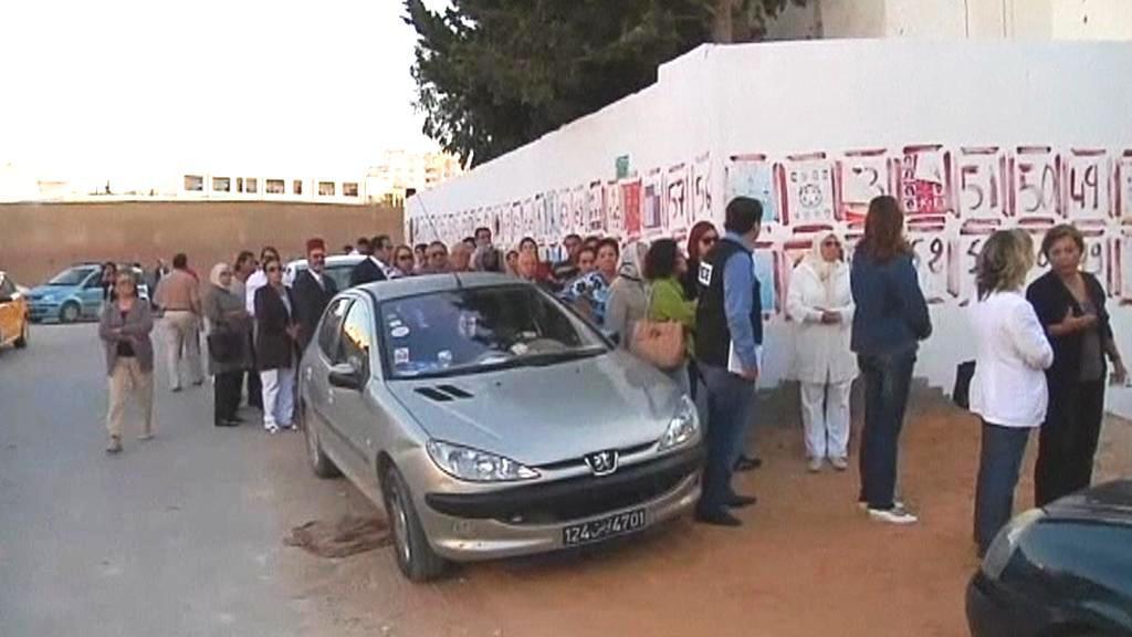 Volby v Tunisku