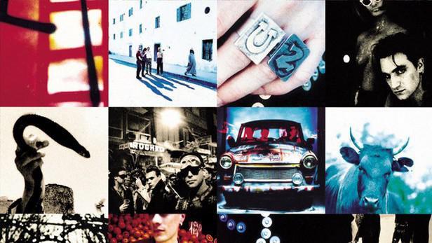 U2 / Achtung Baby (1991)